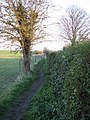 Along the path to Silly Bridge - geograph.org.uk - 756168.jpg
