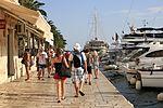 Alongside the Premier Hvar Port (5969423309).jpg