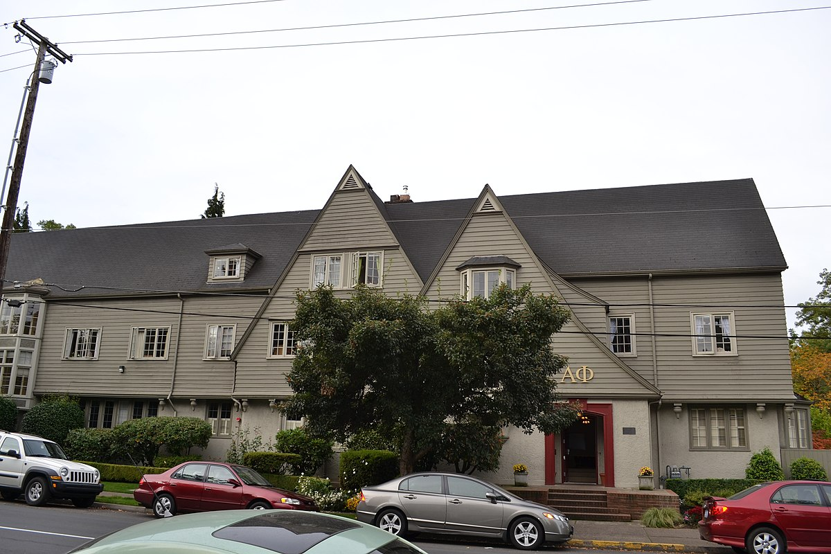 Alpha Phi Sorority House Eugene Oregon Wikipedia