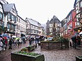 Alsace Kaysersberg Place Sainte-Croix - panoramio.jpg