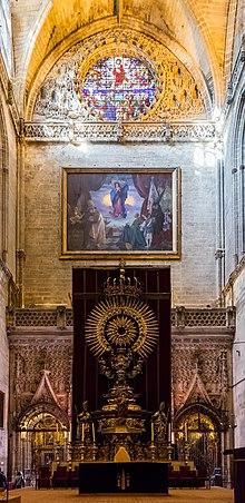 Catedral de sevilla wikipedia la enciclopedia libre for La fabrica del mueble sevilla