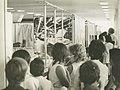 Alunos da Escola Parque de Brasília visitam a exposição de desenho industrial da Escandinávia, no Palácio do Buriti, Brasília - BR RJANRIO PH 0 FOT 00694 0038, Acervo do Arquivo Nacional.jpg