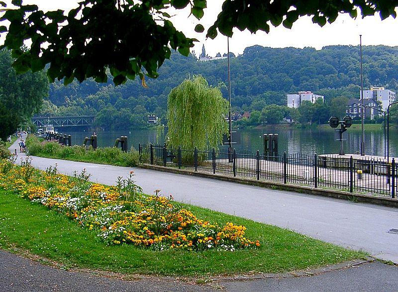 Начало предстоящего маршрута. Свободное изображение Викимедии, автор Heinz Albers.
