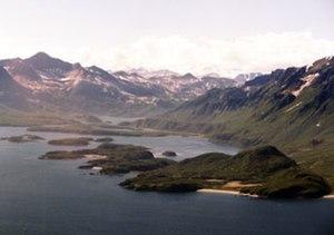 National Register of Historic Places listings in Kodiak Island Borough, Alaska - Image: Amalik Bay