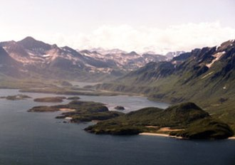 National Register of Historic Places listings in Kodiak Island Borough, Alaska - Image: Amalik Bay