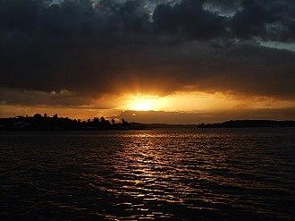 Bocas del Toro Province - Sunset in Bocas del Toro