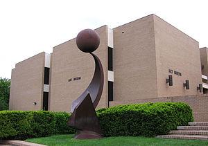 Amarillo Museum of Art - Image: Amarillo Texas Amarillo Museum of Art 2005 05 15