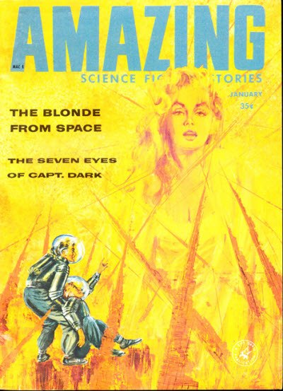 Amazing science fiction stories 195901