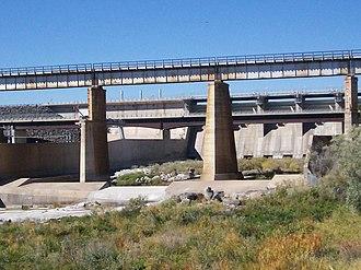 American Falls Dam - American Falls Dam