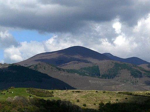 Vetta del Monte Amiata