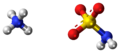 Ammonium sulfamate ions ball.png