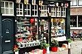 """Amsterdam, das Geschäft """"Het Daantje Winkeltje"""".jpg"""