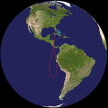 Analemma on earth globe.png