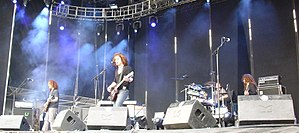Anathema (band) - Live at Festimad 2007, 8 June 2007
