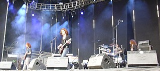 Anathema (band) English band