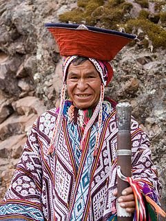 Quechua people ethnic group
