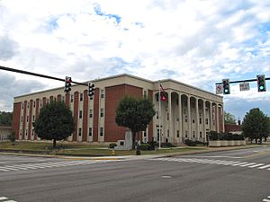 Anderson County, Tennessee - Image: Anderson County Courthouse tn 2
