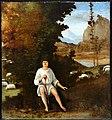 Andrea previtali, scene dalle ecloghe di tebaldeo, la storia di damone, 1510 ca. 03.jpg
