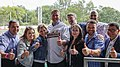 Andrew Scheer at a Capitales game (48406834271).jpg