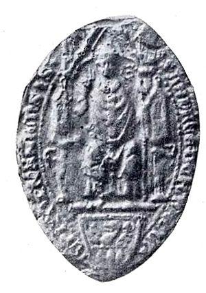 Zaremba coat of arms - Image: Andrzej Zaremba