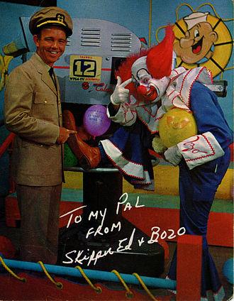 Bozo the Clown - Andy Amyx as WFGA-TV Jacksonville, Florida's Bozo.