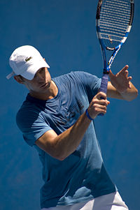 Andy Roddick at the 2010 Australian Open 02.jpg