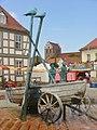 Angermuende - Kunst im Markt (Art in the Marketplace) - geo.hlipp.de - 37541.jpg