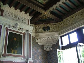 Le Pavillon Henri II.