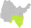 Anglefort (Ain) dans son Arrondissement.png
