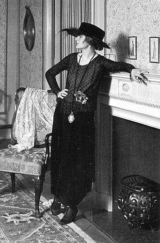 Anita Berber - Image: Anita Berber, 1918