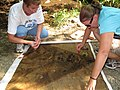 Ann McGhee and Diane Urnick checking the seine (4977009691).jpg