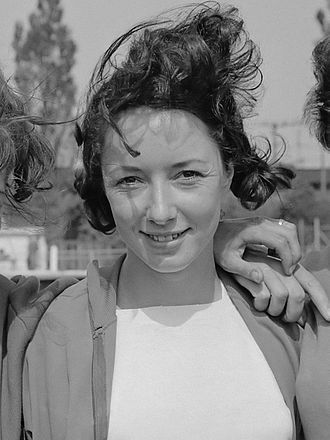 Ann Packer - Packer in 1964