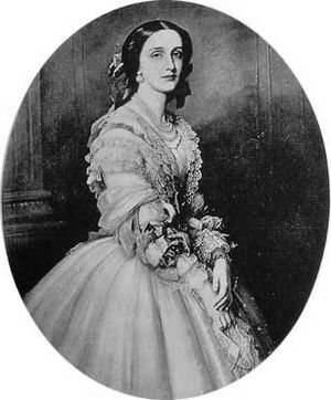 Princess Anna of Saxony (1836–1859) - Image: Anna Maria of Saxony