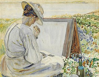 Anna Syberg Danish painter