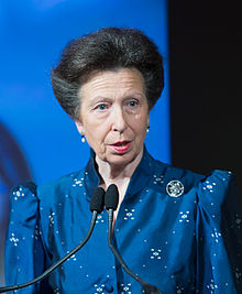 HRH The Princess Royal, Chancellor of Harper Adams University