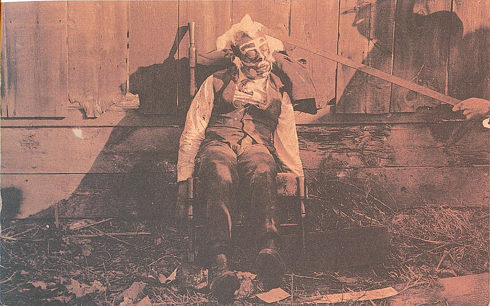 Anon lynching, c 1900, unknown location, US