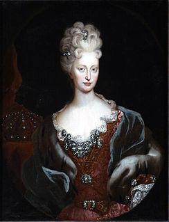 Archduchess Maria Anna Josepha of Austria Electoral Princess of the Palatinate