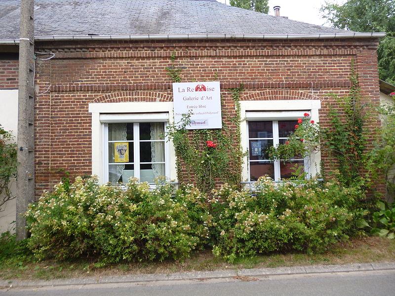 Salle culturelle à Ansauvillers (Oise)