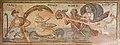 Antakya Archaeology Museum Sea Thiasos env 830 mosiac sept 2019 5940 panorama.jpg
