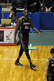 Anthony Richardson (basketball) American basketball player