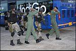 Anti-hijack mock exercise conducted at Visakhapatnam Airport, 2017 (1).jpg