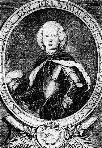 Ferdinand Albert II, Duke of Brunswick-Wolfenbüttel - Image: Anton ulrikh