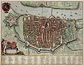 Antwerp - Antverpia; Gallis Anvers, Vernacule Antwerpen (Atlas van Loon).jpg