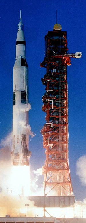 RP-1 - Image: Apollo 8 Liftoff
