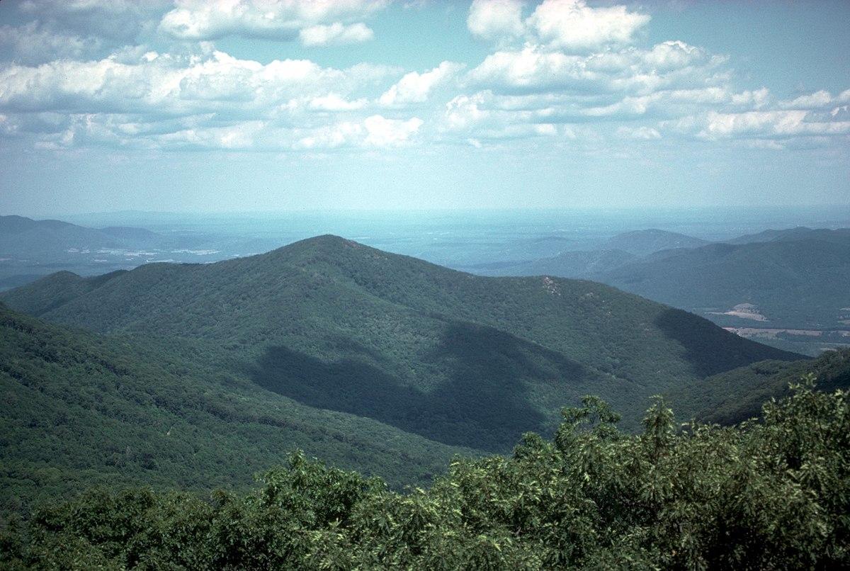 جبال الأبالاش - ويكيبيديا، الموسوعة الحرة