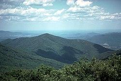 הרי האפלצ'ים בקרוליינה הצפונית