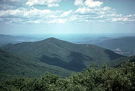 none Appalachians in North Carolina