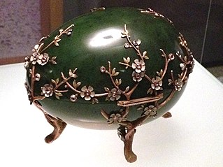 Apple Blossom (Fabergé egg)