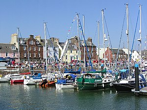 Arbroath - Arbroath Harbour