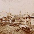 Archivo General de la Nación Argentina 1890 aprox Buenos Aires, Puerto de Buenos Aires.jpg